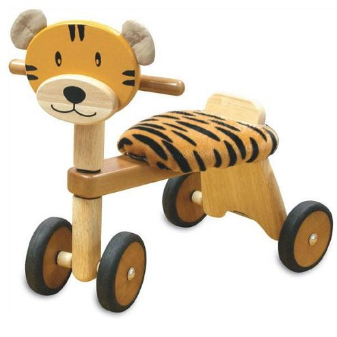 I'M Toy Paddie Rider Tigger, wooden toy
