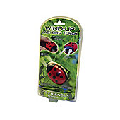 Unicom 57857 Wind Up Torch Ladybird