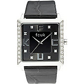 French Connection Ladies Stone Set Watch - FC1048SB