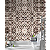 Graham & Brown Knightsbridge Wallpaper - Beige