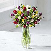 Tulip Abundance Bouquet