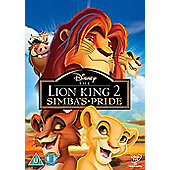 The Lion King 2: Simba's Pride (DVD)