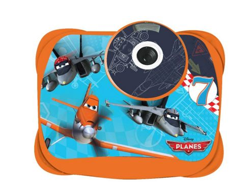 Lexibook Disney Planes Camera 5MP Extrapolated Resolution 1.4LCD 8MB