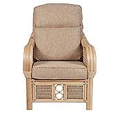 Desser Darwen Chair - Monet Fabric - Grade A
