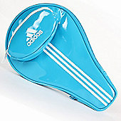 Adidas Table Tennis PU Single Bat Cover With Zipped Ball Pocket