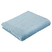 Tesco 100% Combed Cotton Hand Towel Breeze