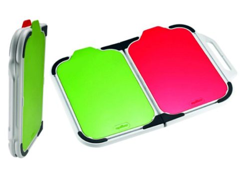 Zyliss ChopsAway Folding Board Set