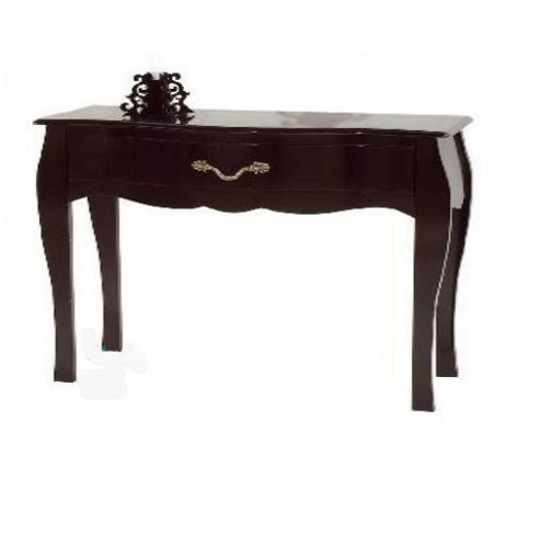 Altruna Murano Small Console Table - White