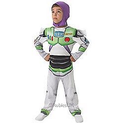 Rubies - Classic Buzz Lightyear - Child Costume 5-6 years