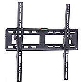 Duronic TVB123SM Slim Adjustable Black Wall Bracket