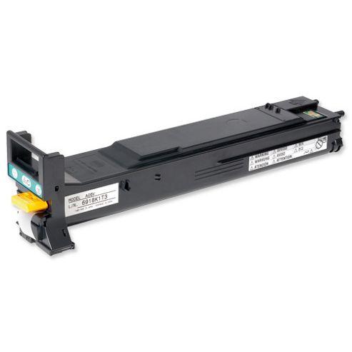 Konica Minolta Magicolor 5550/5570 Cyan Toner Cartridge Yield 12,000