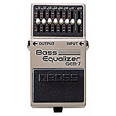 Boss GEB 7 Bass Equaliser