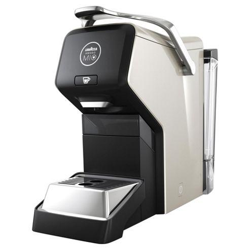 Lavazza Espria Coffee Pod Machine by AEG - White