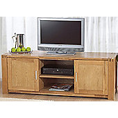 Mark Harris Solid Oak Verona TV Unit