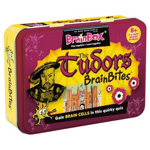 Green Board Game Co. BrainBites Tudors