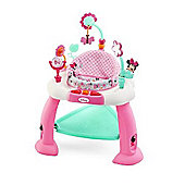 BRIGHT STARTS Disney Baby Twirl & Bounce With Minnie Mouse Bounce & Bloom Entertainer
