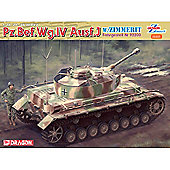 Dragon D6823 Pz.Bef.Wg.Iv Ausf J Tank 1:35 Military Model Kit