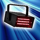 Mini LED Strobe Light in Red