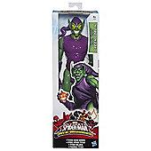 "Ultimate Spider-Man Green Goblin Web-Warriors 12"" Figure"