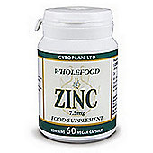 Cytoplan Wholefood Zinc 60 Capsules