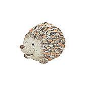 Hedgehog and stones Ornament