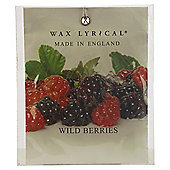 Wax Lyrical Made in England Berries Scented Drawer Sachet