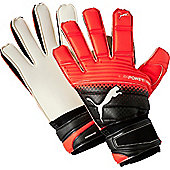 Puma Evopower Grip 2.3 Reg. Cut Goalkeeper Gloves Size - Black