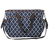 Summer Infant Tote Changing Bag, Midnight Moroccan
