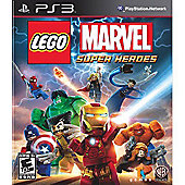 LEGO Marvel Super Heroes - Essentials - PS3