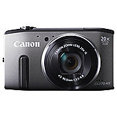 Canon PowerShot SX270 12MP, 20x Optical Zoom, Grey