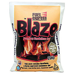 Fuel Express Blaze Smokeless Coal, 20kg