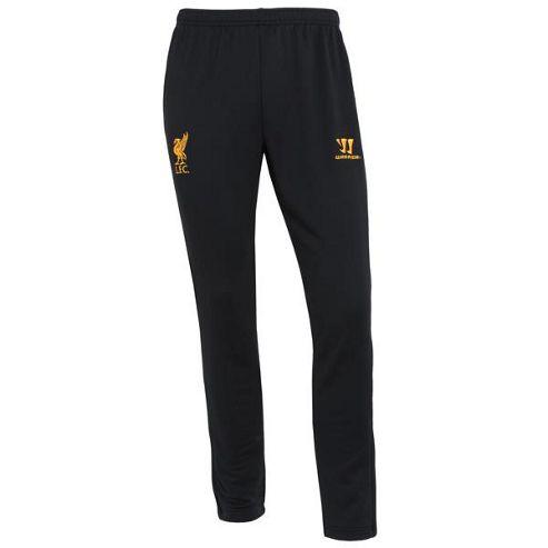 2013-14 Liverpool Warrior Training Slim Pants (Black)