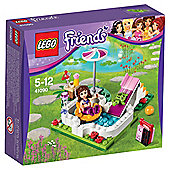 LEGO Friends Olivia?s Gard en Pool 41090