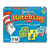 Doctor Seuss Matching Game