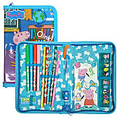 Peppa Pig Party Peppa Pig Double Filled Pencil Case (each)