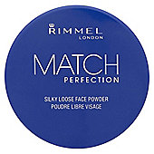 Rimmel London Match Perfection Face Powder 10g