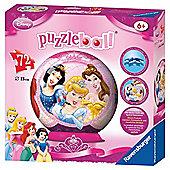 Ravensburger Disney Princess 72pc 3D Puzzle