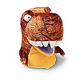 Chopper Chums Hand Puppet Toy by Manhattan Toy for 3yrs+ T-rex