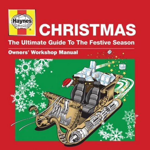 Haynes Ultimate Guide To The Festive Season (2Cd)