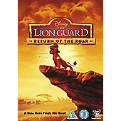 The Lion Guard - Return of the Roar DVD