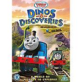 Thomas & Friends - Dinos & Discoveries DVD