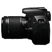 Canon EOS 700D + lens Black