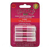 Gamucci Micro Cigarette 3 Cartomizer Refill Pack - Cherry