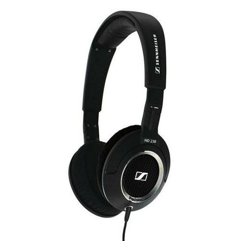 Sennheiser HD238 Precision Stereo On-Ear Headphones