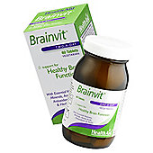 HealthAid BrainVit 60 tablets