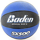 Baden SX Series Indoor / Outdoor Coloured Basketballs Sizes 5