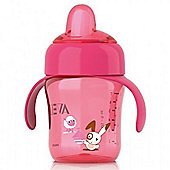 AVENT Spout Trainer Cup 260ml/9oz 12m+ (Pink)