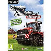 Farming Sim 2013 Titanium Ed (Pc)