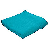 Tesco Pure Cotton Bath Sheet - Aqua