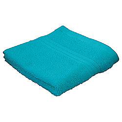 Tesco Pure Cotton Face Cloth Aqua